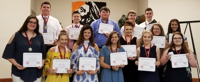 Chamber Leadership Graduation 2018